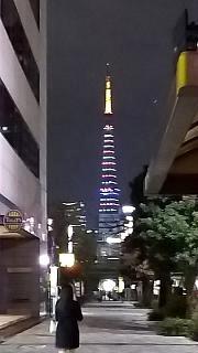 20151212東京タワー(その1)