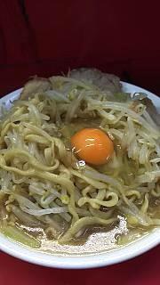 20151219ラーメン二郎三田本店(その9)
