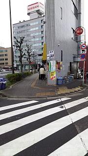 20151225ラーメン二郎三田本店(その2)