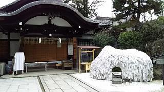 20151227安井金毘羅宮(その4)