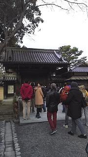 20151227金閣寺(その2)