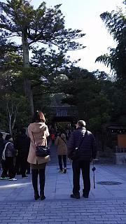 20151228銀閣寺(その2)