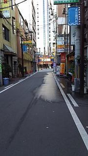 20151229朝の道頓堀界隈(その1)