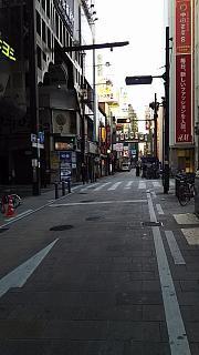 20151229朝の道頓堀界隈(その3)