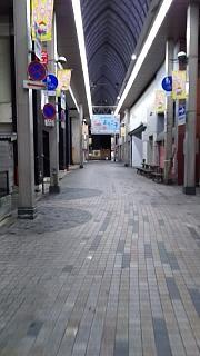 20151231商店街サイクリング(その11)