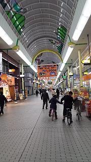 20151231商店街サイクリング(その14)