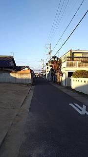 20160101夕方の散歩(その4)