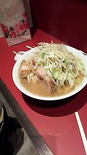 20160116ラーメン二郎荻窪店(その20)