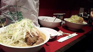 20160116ラーメン二郎荻窪店(その25)