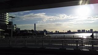 20160122通勤風景(その3)