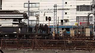 20150207田町駅(その1)
