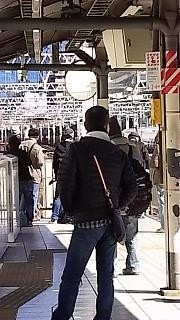 20150207田町駅(その3)