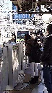 20150207田町駅(その4)