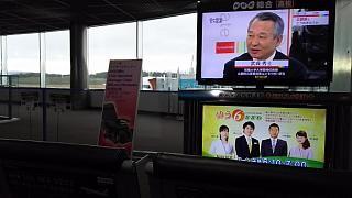 20130214空港ロビー(その1)