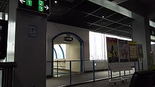 20130214空港ロビー(その2)