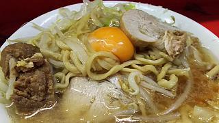 20160402ラーメン二郎三田本店(その13)