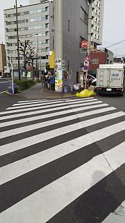 20160409ラーメン二郎三田本店(その1)