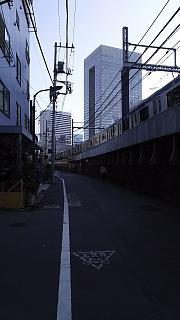 20160415通勤路(その1)