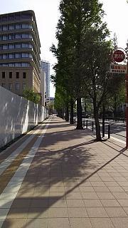 20160425通勤路(その1)