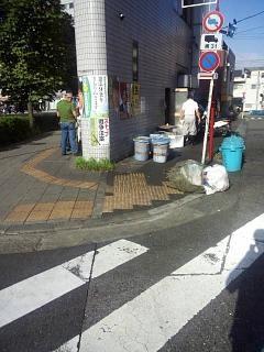 20151003ラーメン二郎三田本店(その1)