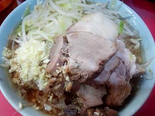 20151010ラーメン二郎三田本店(その6)