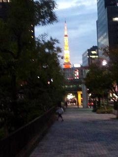 20151011東京タワー