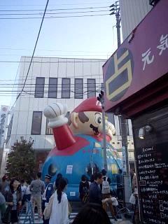 20151012自由が丘女神祭り(その1)
