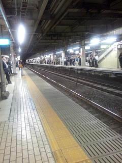 20151015成田空港野宿(その1)