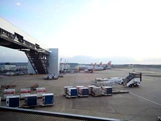 20151015成田空港ラウンジ(その2)