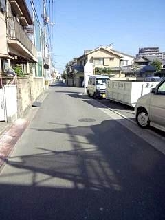 20151016通学路(その1)