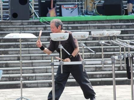 有田磁器太鼓4〈2016-07-30)