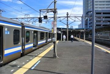 成田駅時間調整