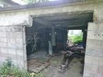 中越代診代で壊れた地下室