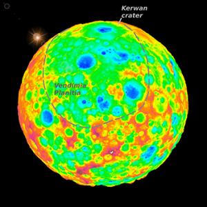 Vendimia Planitia