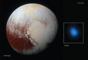 Pluto by Chandra