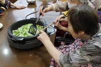 第1回 料理クラブ (ゴーヤチャンプル) 074