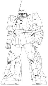 Z-1 MS-06M-1