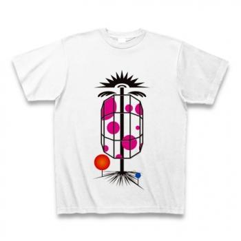 イマジネーションデザイン・籠 Tシャツ