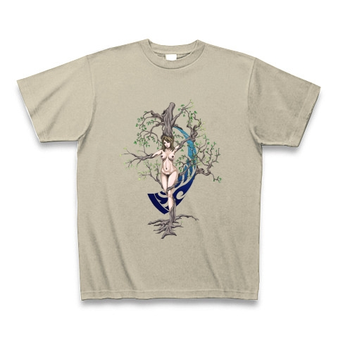 杜の女 Tシャツ