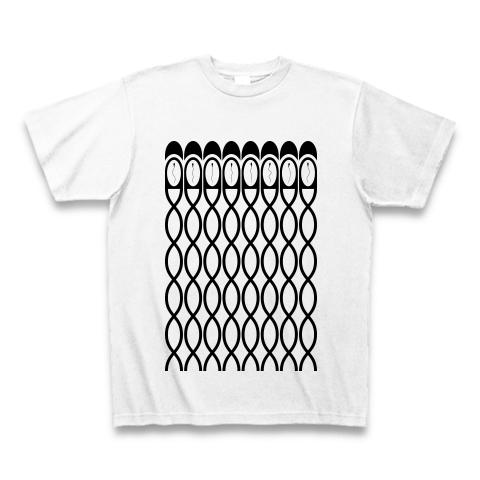 精子カプセル-Black Tシャツ