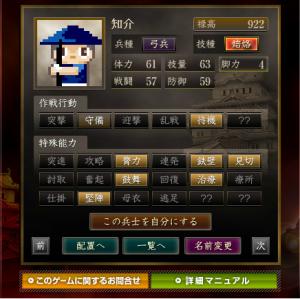 <弓兵> 知介
