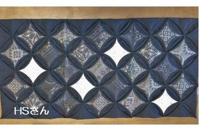 大島紬のカテドラルウインドウ 20161020