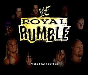 WWFロイヤルランブル