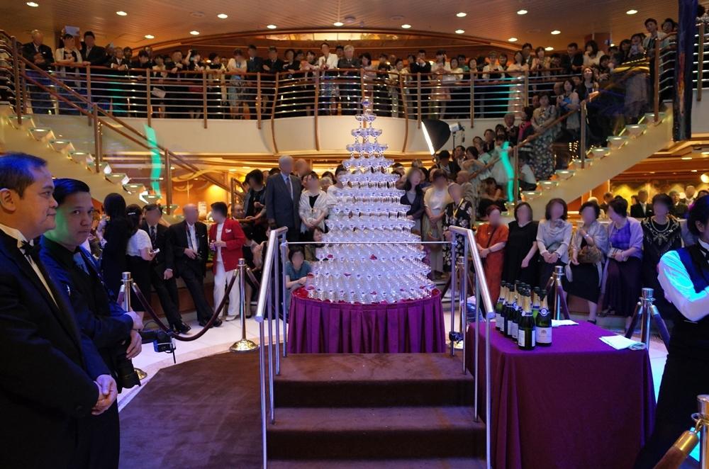 シャンペンタワー2