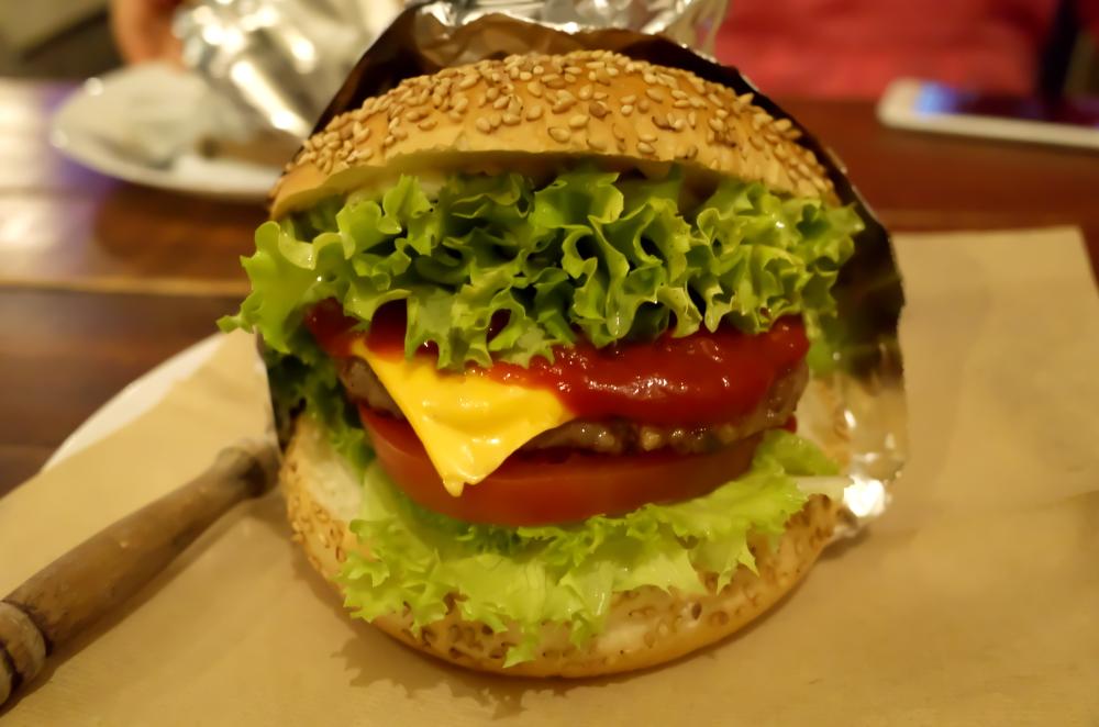 チーズバーガー2
