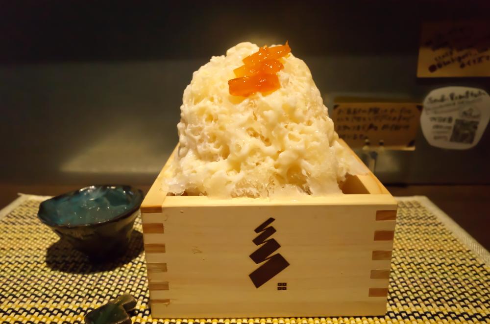 イナヅマカキ氷1