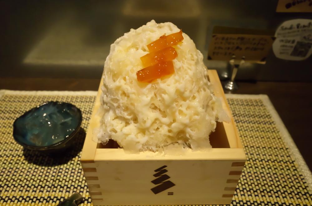 イナヅマカキ氷2