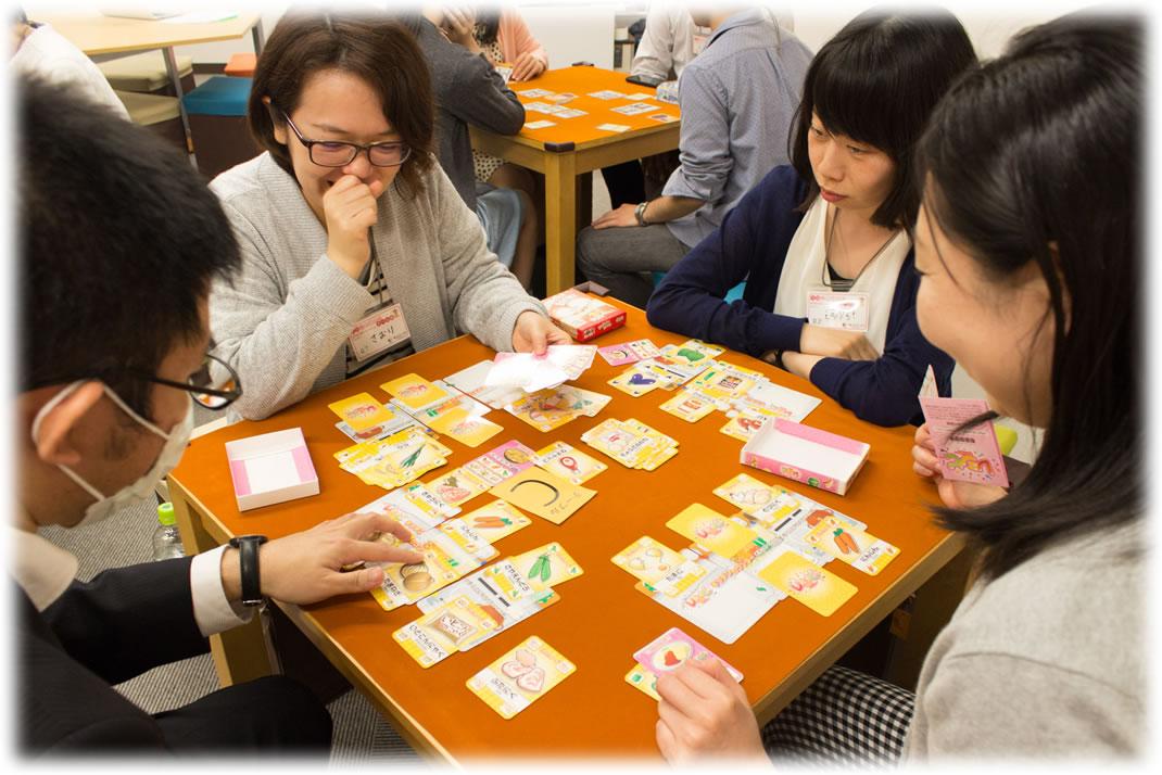 2016-05-27 1コ買って入るゲーム会 レシピ風景-w1070