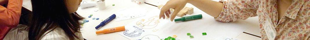 バナー:2012-06-17みんなの作業場教え風景