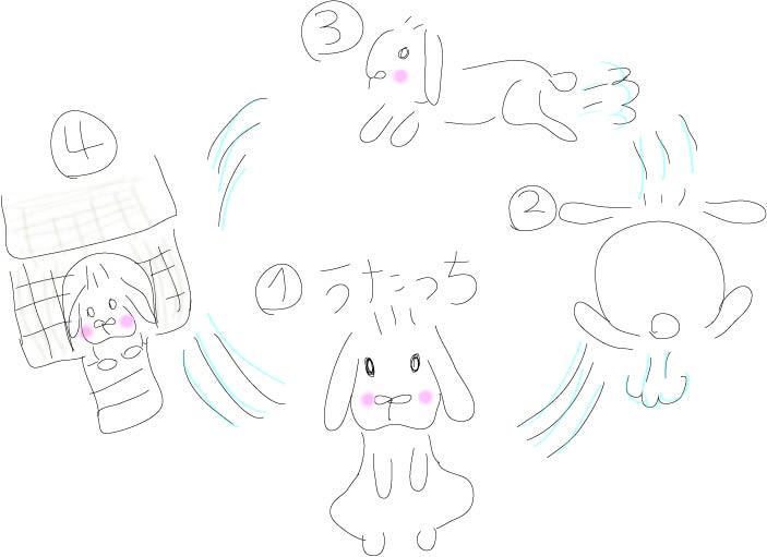 きなこダッシュ1